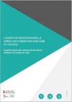 L'insertion professionnelle après une formation sanitaire et sociale : enquête auprès des sortants de formations sanitaires et sociales en 2019