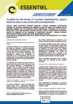 Filières en mutation et filières émergentes, quels impacts sur la relation emploi-formation ?