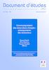 L'accompagnement des demandeurs d'emploi : enseignements des évaluations  - application/pdf