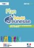 Plan priorité jeunesse : rapport au comité interministériel de la jeunesse. Tome 1 - application/pdf
