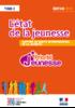 Plan priorité jeunesse : rapport au comité interministériel de la jeunesse. Tome 2 - application/pdf