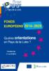 Fonds européens 2014-2020 : quelles orientations en Pays de la Loire ? - application/pdf