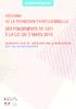 Réforme de la formation professionnelle : des fondements de 1971 à la loi du 5 mars 2014. Application de la loi : publication des premiers textes (mise à jour au 8 décembre 2014). Synthèse documentaire - application/pdf