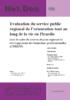 Évaluation du service public régional de l'orientation tout au long de la vie en Picardie - application/pdf
