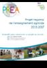 Projet régional de l'enseignement agricole. 2013-2017 - application/pdf