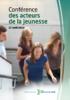 Conférence des acteurs de la jeunesse. 27 avril 2015 - application/pdf