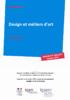 Design et métiers d'art - application/pdf