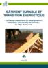 Bâtiment durable : l'actualité trimestrielle du développement durable sur les marchés du bâtiment en Pays de la Loire - application/pdf