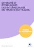 Diversités et dynamiques des intermédiaires du marché du travail - application/pdf