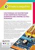 L'électronique, une industrie phare et des compétences stratégiques disséminées dans l'ensemble du tissu économique - application/pdf