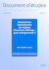 Comparaisons internationales des régimes d'assurance chômage : quels enseignements ? - application/pdf