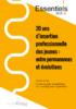 20 ans d'insertion professionnelle des jeunes : entre permanences et évolutions - application/pdf