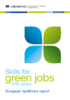 Skills for green jobs : european synthesis report. 2018 update - application/pdf