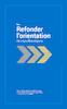 Refonder l'orientation : un enjeu État-Régions - application/pdf