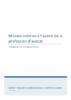 Mission relative à l'avenir de la profession d'avocat - application/pdf