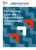Parcoursup : bilan de la procédure d'admission 2020 - application/pdf