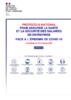 Protocole national pour assurer la santé et la sécurité des salariés en entreprise face à l'épidémie de Covid-19 - application/pdf