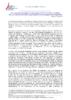 Une nouvelle dynamique de développement de la façade atlantique : vers un renforcement des coopérations et des synergies interrégionales (synthèse) - application/pdf