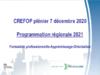 Programmation régionale 2021 : formation professionnelle apprentissage orientation - application/pdf