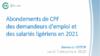Abondements de CPF des demandeurs d'emploi et des salariés ligériens en 2021 - application/pdf