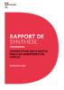 Rapport de synthèse. Concertation sur le service public de l'insertion et de l'emploi - application/pdf