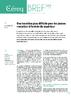 """Une insertion plus difficile pour les jeunes """"recalés"""" à l'entrée du supérieur - application/pdf"""