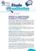Perception de l'apprentissage par les jeunes, les parents, les centres de formation et les entreprises - application/pdf