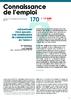 Présentéisme pour maladie : une conséquence de l'organisation du travail ? - application/pdf