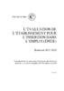 L'évaluation de l'Établissement pour l'insertion dans l'emploi (Épide) : exercices 2015-2020 - application/pdf