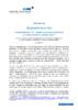 Géographie de la crise. Premier trimestre 2021 : quelles dynamiques territoriales en matière d'emploi et de chômage ? - application/pdf