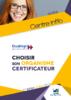 Choisir son organisme certificateur - application/pdf