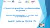 """Support du webinaire """"L'avenir du grand âge : professionnaliser les jeunes"""" du 01/07/2021 - application/pdf"""