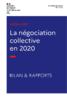 La négociation collective en 2020. Édition 2021 - application/pdf