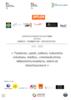 """Contrat d'objectifs sectoriel régional emploi-formation-orientation 2020-2022. """"Tourisme, sport, culture, industries créatives, médias, communication, télécommunications, loisirs et divertissement"""" - application/pdf"""